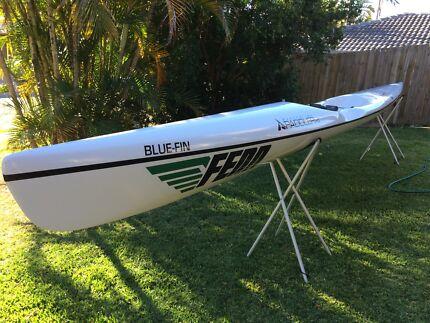 SURF SKI - Fenn Blue Fin Carbon Hybrid