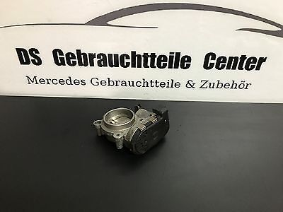 Orig. Mercedes W208 W203 R170 200/230 Kompressor Drosselklappe A1111410325