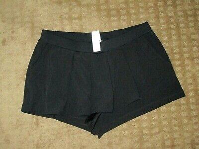 Fabletics Black Cognac Skirt/Skort -size Medium- EUC