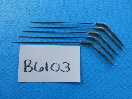 Pilling Surgical 2mm Cervical Laser Hook 508605 Lot Of 5