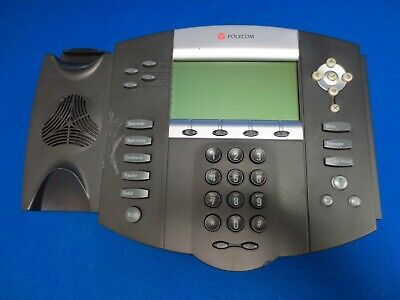 Lot Of 14 Polycom Soundpoint Ip550 Digital Business Office Telephones