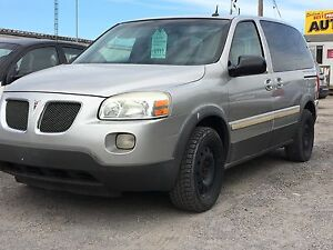 2005 Pontiac Montana Low KM *Everyones Approved Financing*