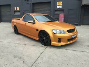 2009 Holden Commodore VE SS UTE 270rwkw Exhaust Tuned MUCH MORE