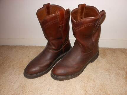 ARIAT ROPER MENS BOOTS - UNWANTED GIFT Maylands Bayswater Area Preview