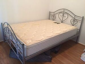 Double Bed frame Glendenning Blacktown Area Preview