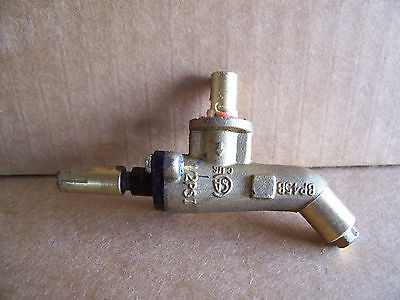 VERMONT CASTINGS JENN AIR GREAT OUTDOORS VALVE WITH #54 ORIFICE  (NEW)