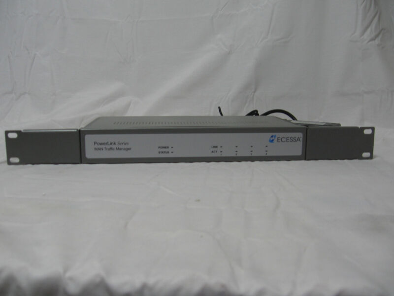 PowerLink Pro100+ 100 WAN Traffic Manager w/ Rack Mounts