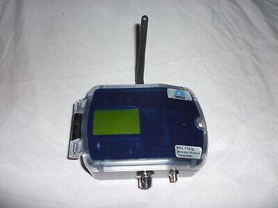 Omega Wireless Temperature Transmitter Wthp2-lcd-cal-3-hu