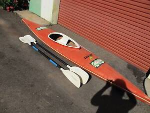 CANOE / KAYAK  13 foot, solo type, comes with 2 x paddles Winnellie Darwin City Preview
