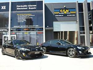 T&N Car Audio & Alarms Braybrook Maribyrnong Area Preview
