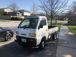Suzuki Carry RHD
