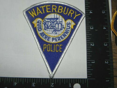 WATERBURY, CONNECTICUT POLICE