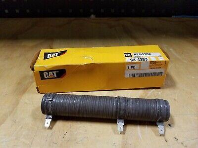 Genuine Caterpillar Cat Machine Ac Resistor Multiple Applications - 9x-4383