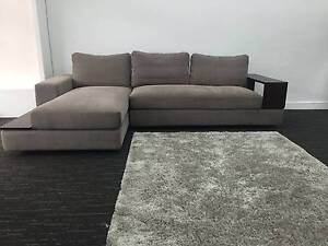 Beautiful 3 seater 'Jasper Metro' by King Living couch for sale West Melbourne Melbourne City Preview