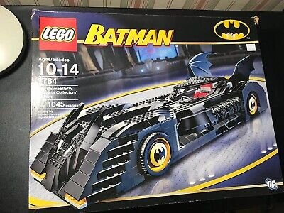 LEGO 7784 The Batmobile Ultimate Collector's Edition Retired UCS Complete In Box
