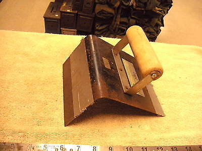 Clancy Tools Cement Edge Curb Molder New Never Used