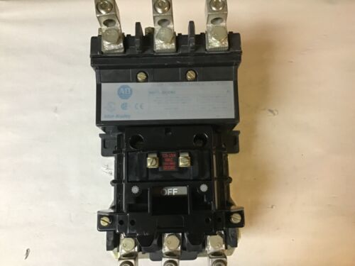 Allen-Bradley 500FL-DOD93 Lighting Contactor With 120 Volt Coil-New