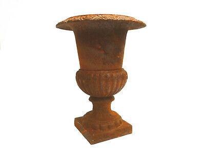 Eisenpokal Vase Jugendstil-Amphore Eisenamphore,Gartenvase,Gartenamphoren