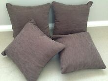 Set of 4 decorative pillows Fairfield Fairfield Area Preview
