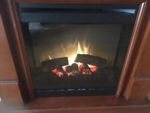 Electric Fire Place Wireless Remote