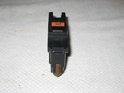 Fpe 30 Amp 1-pole Stab-lok Type Na Thick  Federal Pacific Breakers Na130