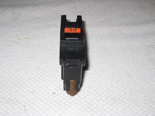 FPE 30 Amp 1-Pole Stab-Lok Type NA (Thick)   Federal Pacific Breakers NA130