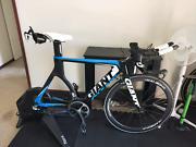 Giant Trinity Advanced SL0 small TT bike Chirnside Park Yarra Ranges Preview
