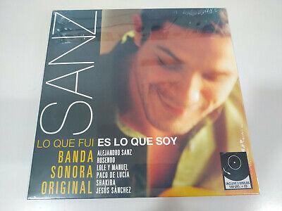 Alejandro Sanz Lo Que Fui Es Lo Que Soy - 2 x...