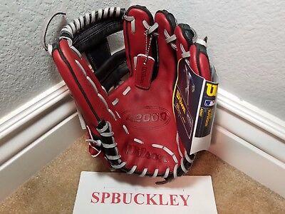 Wilson A2000 1786 11 5  Infield Baseball Glove  Wta20rb161786ss  Nwt  Rht