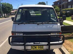 Ford econovan  Long wheelbase ( 1 owner ) Old Guildford Fairfield Area Preview