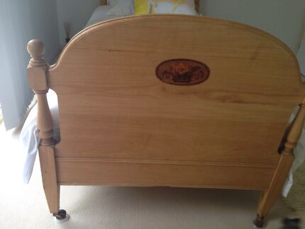 Beds twin single Antique Terrigal Gosford Area Preview