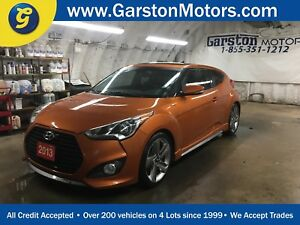 2013 Hyundai Veloster TURBO*LEATHER*POWER SUNROOF*POWER WINDOWS/