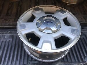 "17"" ford F-150 factory wheels (set of 4)"