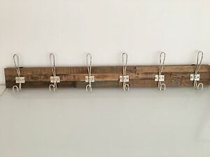Industrial/Rustic Coat Rack for sale! Moonee Ponds Moonee Valley Preview
