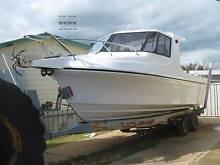 Clayton Gallant 6.8m Port Victoria Yorke Peninsula Preview
