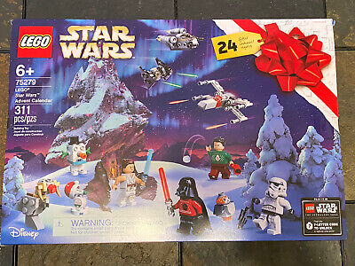 Lego Disney Star Wars Advent Calendar 75279 New Sealed 2020! IN HAND! MUST HAVE