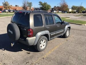 Good Condition 2006 Jeep Liberty 4x4 $1500 OBO