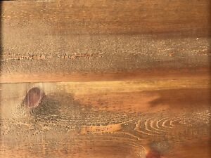 "Red pine wood flooring 3/4"" thick wide plank"