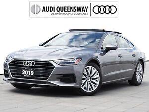 2019 Audi A7 Technik No Accidents Audi Certified :plus