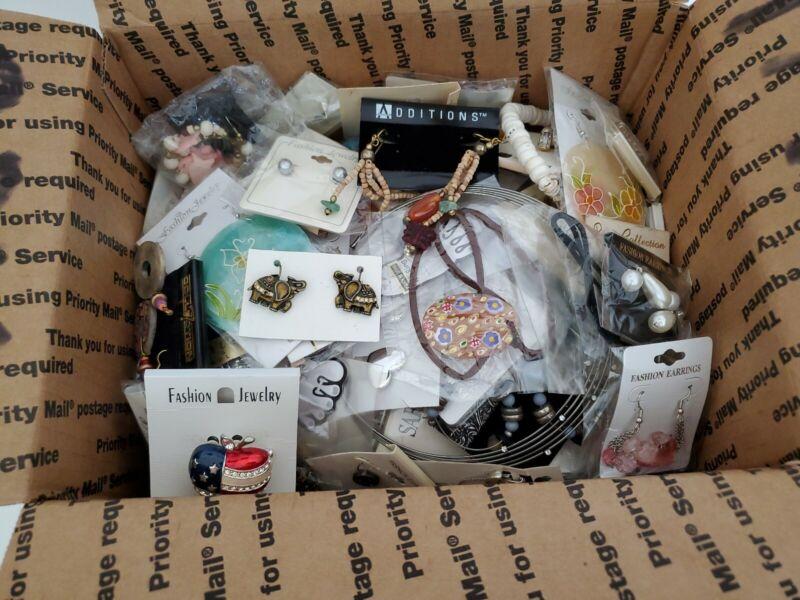Jewelry Lot Bundle ,100 Pcs Jewelry box#4 Fashion Jewelry Free Shipping!