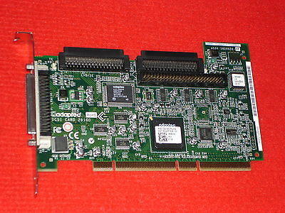 Adaptec-Controller-Card ASC-29160 PCI-SCSI-Adapter Ultra160 PCI3.0 PCI-X NUR: