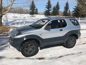 1997 Isuzu VehiCross 4x4 TOD SUV, Great Condition