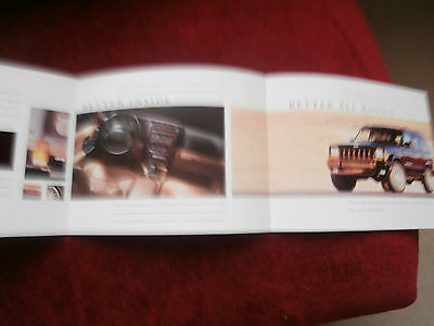 jeep cherokee brochure.. better outside
