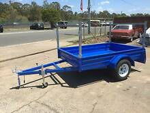 8X5 BOX TRAILER, HEAVY DUTY, RACKS, NEW, MOWING, TRADESMAN, Thorneside Redland Area Preview