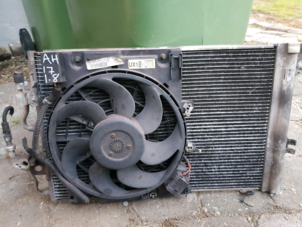 Holden Astra AH Condenser and Fan