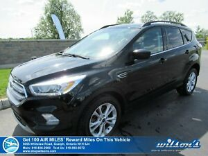 2017 Ford Escape SE AWD Panoramic Sunroof, Heated Seats, Power S