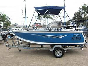 Sea Jay 455 Haven Sports Tingalpa Brisbane South East Preview