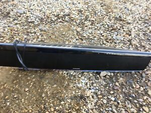 Samsung soundbar with built in DVD player
