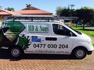 """Qualified painter and decorator. """" North of the river"""" Hillarys Joondalup Area Preview"""