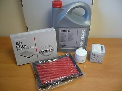 Genuine Nissan Quashqai Service Kit , Petrol Or Diesel Available